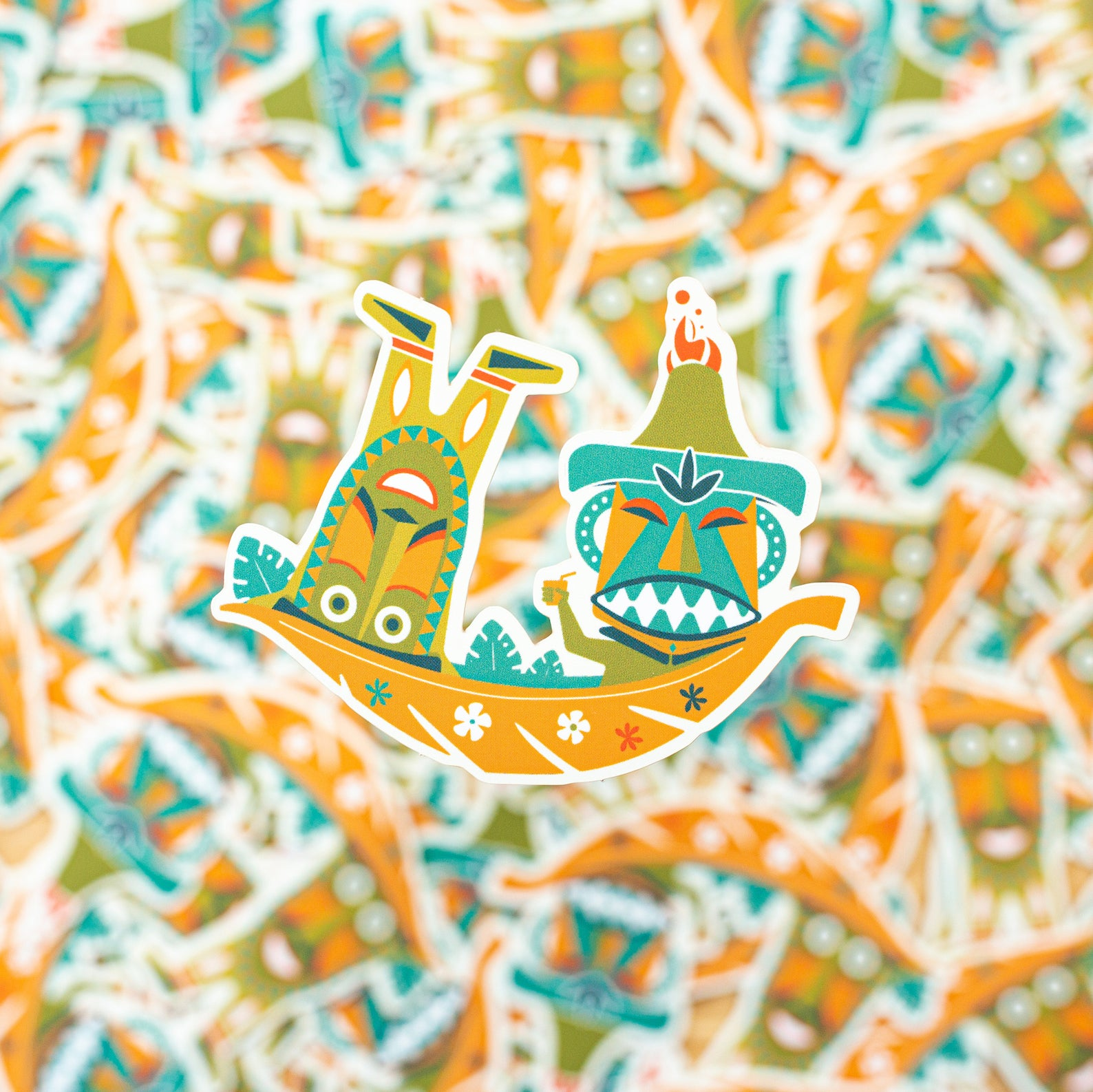 Enchanted Playtime Sticker