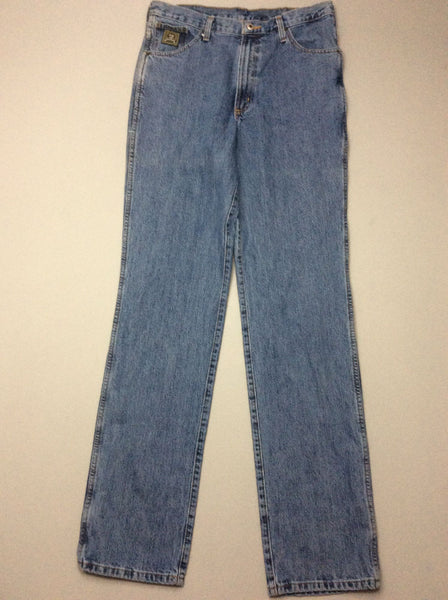 Blue Plain Light Regular Jeans, Size: 33/38 R