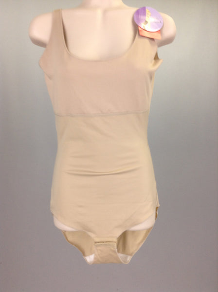 Brown Plain Camisole, Size: Large