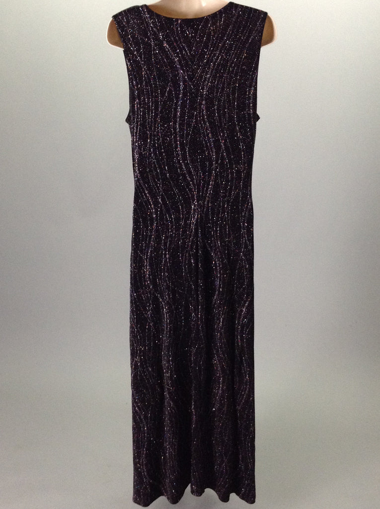 Bay studio Black 100% Rayon Funky Dressy Cocktail Dress Size: 16