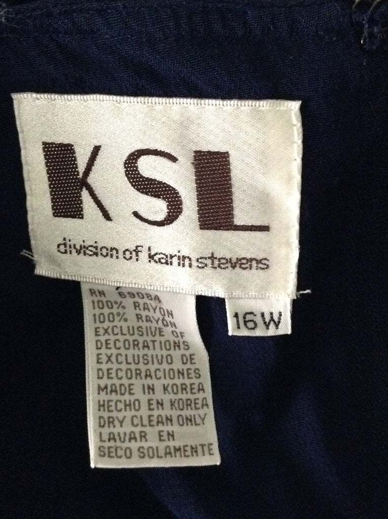 KSL With attached vest Traditional Dress Size: 16W
