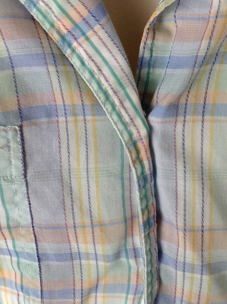 Grand design Multicolor Pattern Button Down Shirt