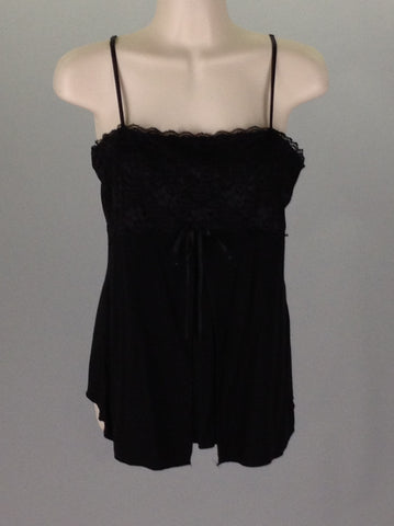 Black Sexy Camisole, Size: Large
