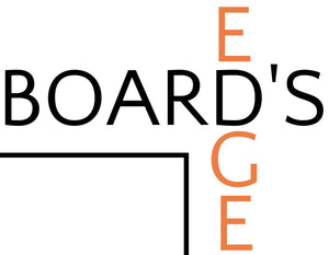Board's Edge Games Logo
