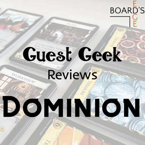 Dominion game review at Board's Edge