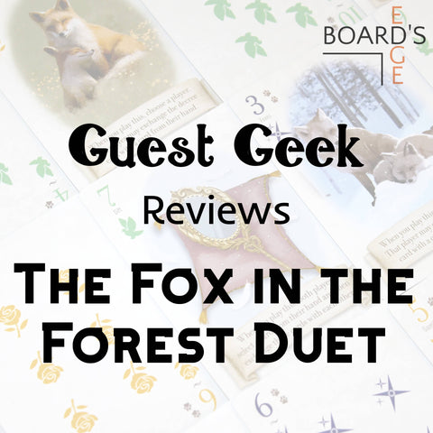 The Fox in the Forest Duet game review at Board's Edge
