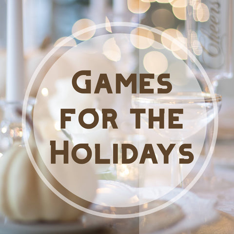 Games for the Holidays Recommendations Blog