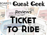 In-depth review of Ticket to Ride board game