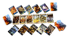 Load image into Gallery viewer, It's a Wonderful World board game cards