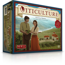 Load image into Gallery viewer, Viticulture game Box top