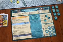 Load image into Gallery viewer, Root board game Riverfolk expansion play mat Riverfolk Company