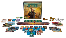 Load image into Gallery viewer, 7 Wonders Duel board game active play