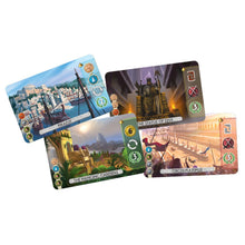 Load image into Gallery viewer, 7 Wonders Duel board game cards