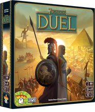 Load image into Gallery viewer, 7 Wonders Duel board game box cover