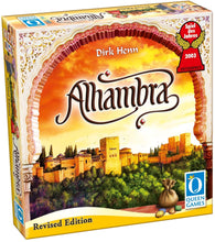 Load image into Gallery viewer, Alhambra board game box cover