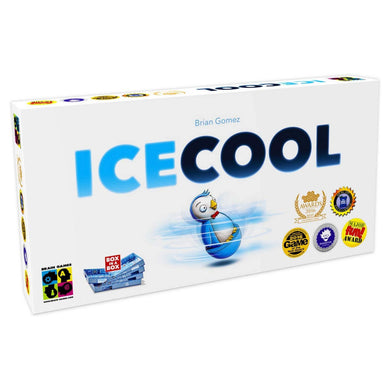 Icecool board game box cover