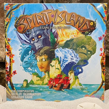 Load image into Gallery viewer, Spirit Island board game box cover