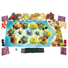 Load image into Gallery viewer, Catan Junior board game active play