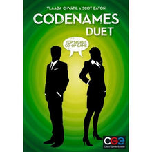 Load image into Gallery viewer, Codenames Duet board game box cover