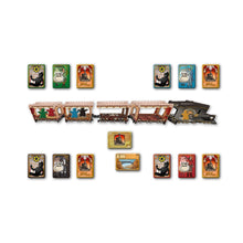 Load image into Gallery viewer, Colt Express board game pieces