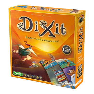 Dixit board game box cover