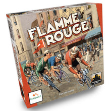 Load image into Gallery viewer, Flamme Rouge board game box cover