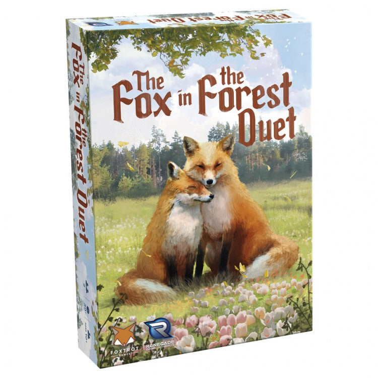 Fox in the Forest Duet game box cover