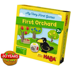 My Very First Games First Orchard kids game box
