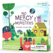 Load image into Gallery viewer, No Mercy for Monsters board game box cover