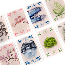 Load image into Gallery viewer, Ohanami card game card closeup