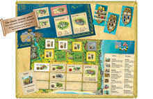 Load image into Gallery viewer, Puerto Rico board game deluxe edition active play