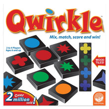 Load image into Gallery viewer, Qwirkle box cover