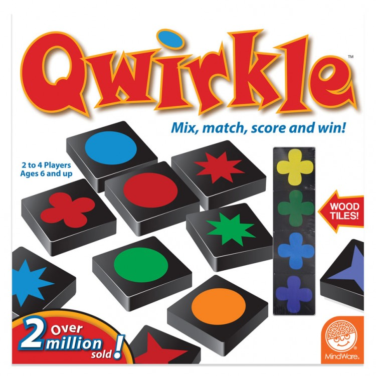 Qwirkle box cover