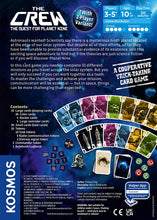 Load image into Gallery viewer, The Crew Quest for Planet Nine card game back of box