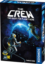 Load image into Gallery viewer, The Crew Quest for Planet Nine card game box cover