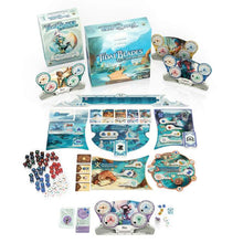 Load image into Gallery viewer, Tidal Blades Heroes of the Reef board game pieces