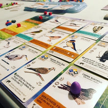 Load image into Gallery viewer, Wingspan European Expansion board game bird cards
