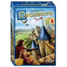 Load image into Gallery viewer, Carcassonne board game box cover