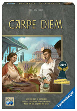 Load image into Gallery viewer, Carpe Diem board game box cover
