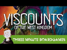 Load and play video in Gallery viewer, Viscounts of the West Kingdom board game video overview