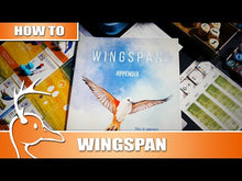 Load and play video in Gallery viewer, Video with instructions on how to play Wingspan