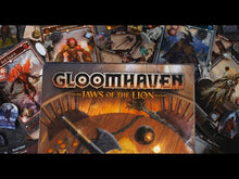 Load and play video in Gallery viewer, Gloomhaven Jaws of the Lion overview video