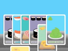 Load and play video in Gallery viewer, Sushi Go! card game how to play video