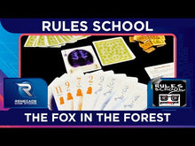 Load and play video in Gallery viewer, The Fox in the Forest rules overview video