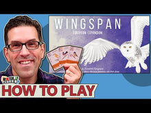 Load and play video in Gallery viewer, How to play Wingspan European Expansion video