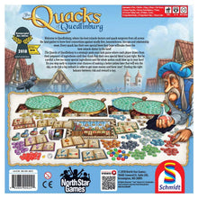Load image into Gallery viewer, The Quacks of Quedlinburg board game back of box