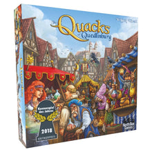 Load image into Gallery viewer, The Quacks of Quedlinburg board game box cover