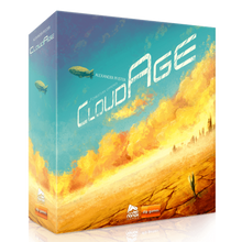 Load image into Gallery viewer, CloudAge board game box cover