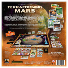 Load image into Gallery viewer, Terraforming Mars board game back of box
