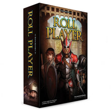 Load image into Gallery viewer, Roll Player Board Game box cover
